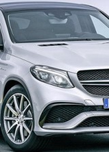 Mercedes-AMG GLE 63 Coupe 4Matic Officialy