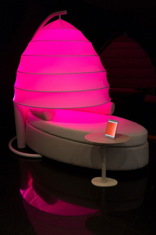 Mycoocoon Color Immersion Pod