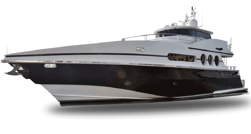 Arthur's Way - Oceanfast 87' Luxury Yacht on Sale