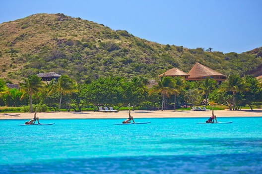 Oil Nut Bay - Caribbean's World-class Luxury Resort Community