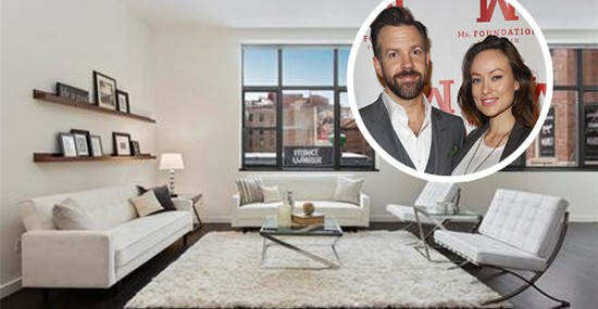Olivia Wilde and Jason Sudeikis's Manhattan Condo on Sale