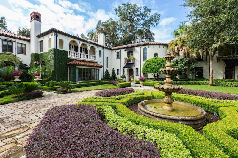 One of jacksonville s most beautiful and historic estate for Most beautiful homes in florida