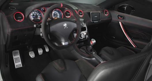 Peugeot RCZ R Bimota Special Edition