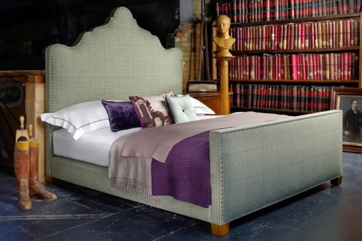 Philip Gorrivan Bed for Savoir