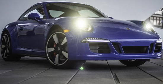Porsche 911 GTS Coupe Club Limited Edition