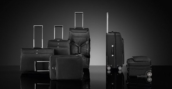 Less Weight! More Resistance! – Porsche Design's New Roadster 3.0 Luggage Series