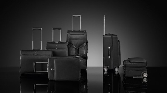 Less Weight! More Resistance! - Porsche Design's New Roadster 3.0 Luggage Series