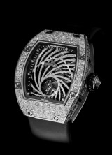 Richard Mille's RM51-02 Tourbillon Diamond Twister