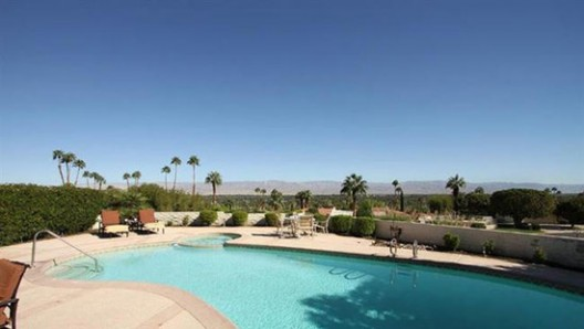 Ralph Kiner's Former Home in Rancho Mirage on Sale