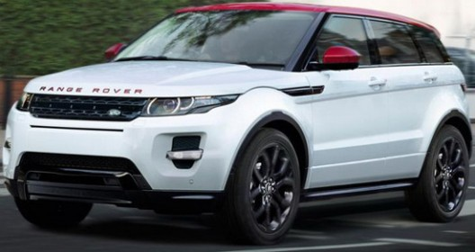 Range Rover Evoque NW8 Limited Edition