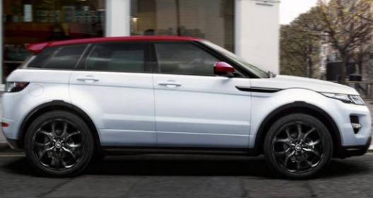 Range Rover Evoque Nw8 Limited Edition Extravaganzi