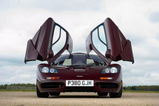Rowan Atkinson Selling His McLaren F1 For $12 Million
