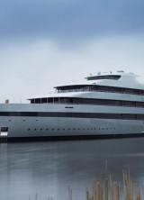 Savannah – World's First Hybrid Mega Yacht