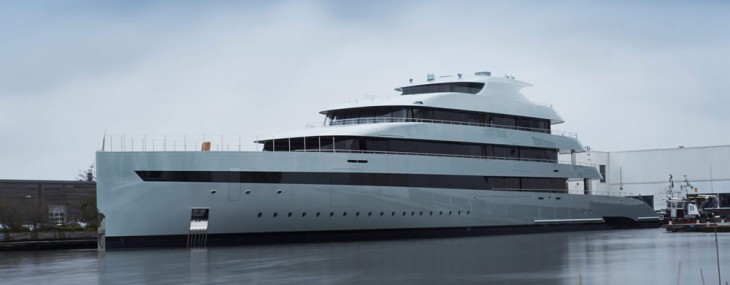 Savannah - World's First Hybrid Mega Yacht