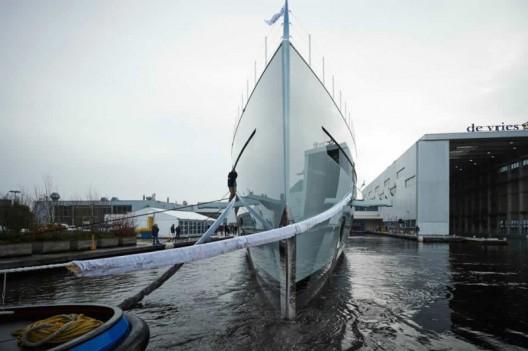 Savannah - World's First Hybrid Mega Yacht
