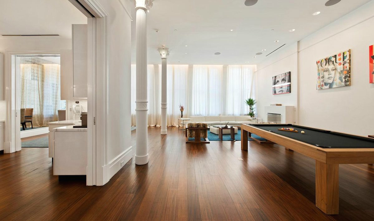 Soho Pad with Ghost Connection Is Back on the Market as a $32,500/Month Rental