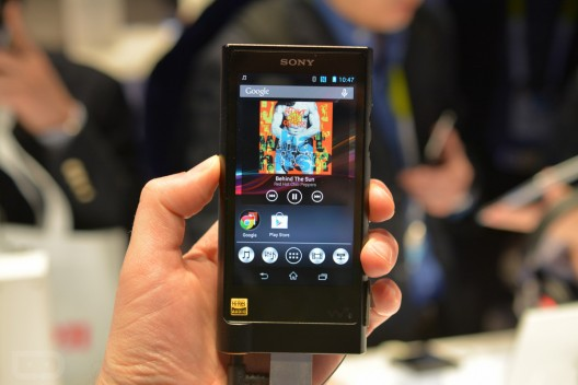 New Sony Walkman NW-ZX2