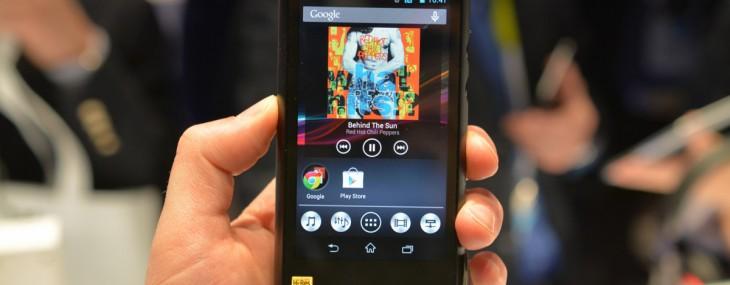 New Sony Walkman NW-ZX2