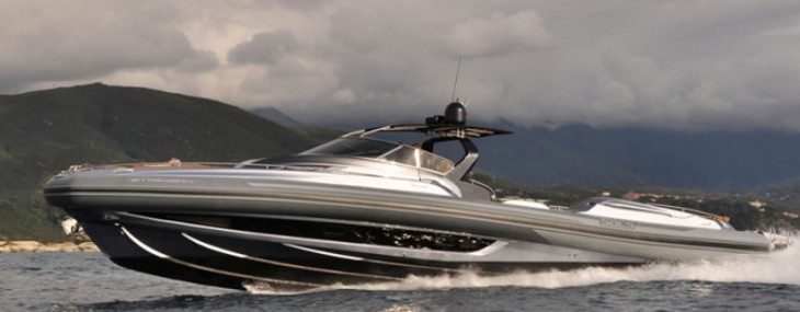 Sacs Marine's New Striking Strider 19 Mega Yacht Tender