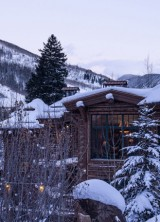 The Blue Sky Lodge in Vail – The Ultimate Skiers Getaway at Live Auction