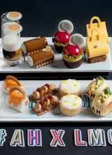 The Landmark Mandarin Oriental Hong Kong Celebrates 10th Anniversary With Anya Hindmarch Afternoon Tea And Exclusive Experiences