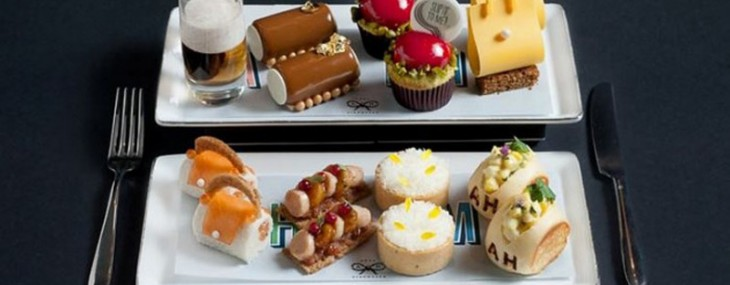 Anya Hindmarch By Landmark Oriental – Fashionable Afternoon Tea In Hong Kong