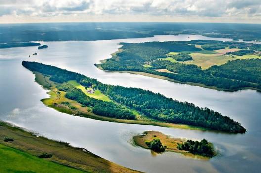 Tiger Woods' Former Luxury Swedish Island on Sale