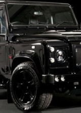 Urban Truck Land Rover Defender Ultimate RS With 500Hp
