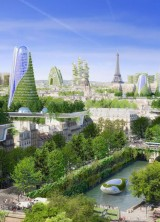 Vincent Callebaut's Plans for Paris – Smart City of the Future