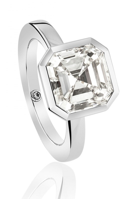 Vision in White - Spectacular Handcrafted Ring by Select Jewels