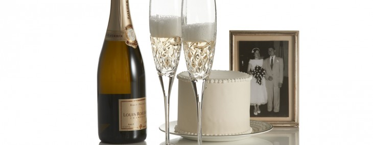 New Love Collection Toasting Flutes by Waterford