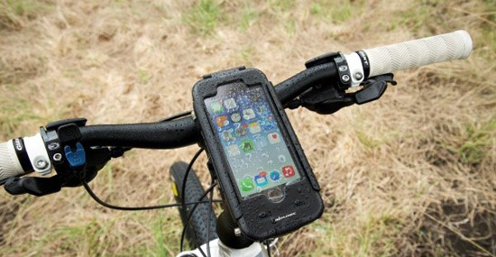 BioLogic's Bike-mountable WeatherCase for iPhone 6