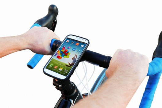 BioLogic's Bike-mountable WeatherCase for iPhone 6