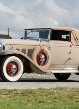 1931 Cadillac V-12 Convertible Coupe by Fleetwood at Fort Lauderdale