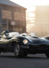 Ultra Rare 1955 Jaguar D-Type at RM Auctions' Amelia Island Sale