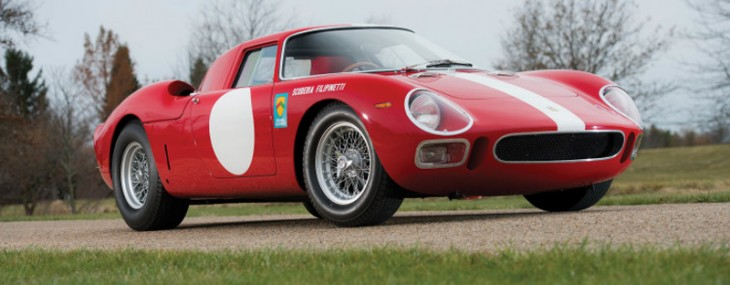 1964 Ferrari 250 LM Sold for Record $9.6 Million at RM's Arizona Auction