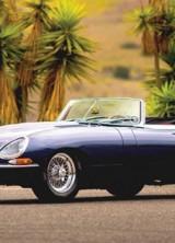 Rare 1966 Jaguar E-Type Series I 4.2 Roadster at Auction