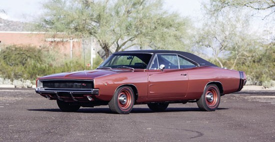 1968 Dodge Charger R/T J-Code 426 Hemi at Auction
