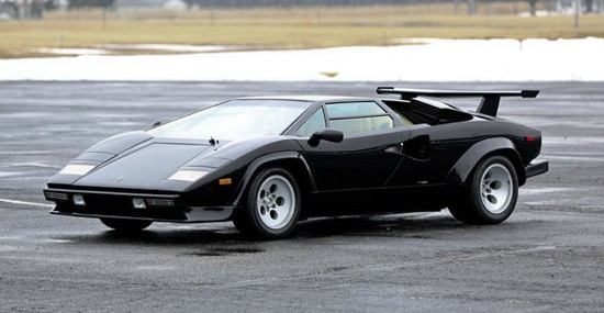 1987 Lamborghini Countach 5000 Quattrovalvole at Auctions America's Fort Lauderdale Sale