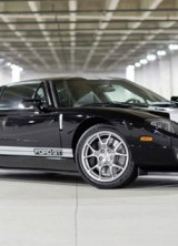 2005 Ford GT Goes Under the Hammer at Fort Lauderdale Sale