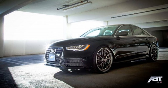ABT Sportsline Audi A6 From Orange County