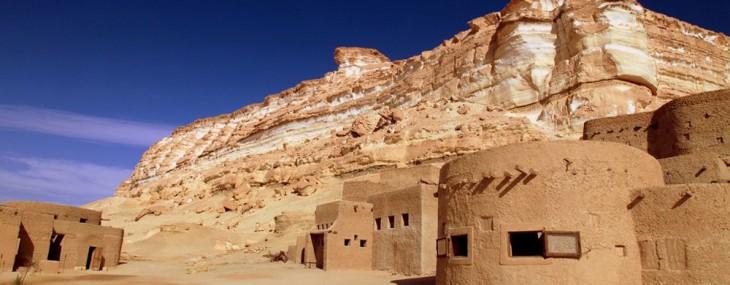Adrere Amellal – Spectacular Desert Eco-lodge