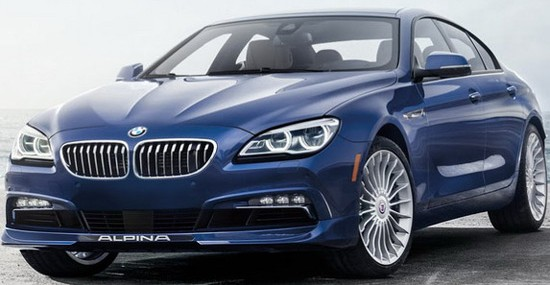 Alpina has presented B6 Bi-Turbo Gran Coupe