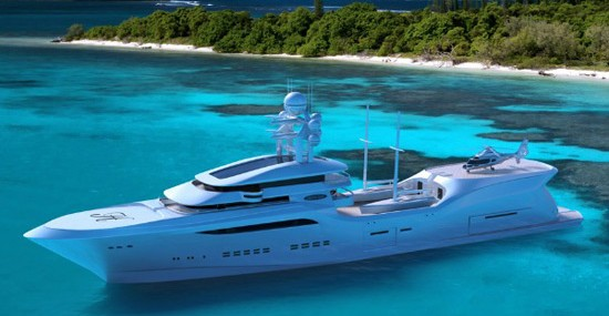 Arctic Sun Superyacht From Sweden