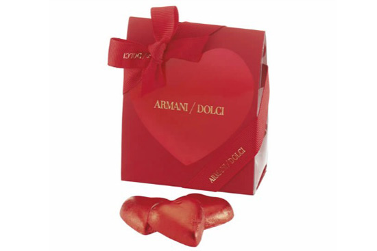 For The Sweetest Valentine's Day - Armani / Dolci