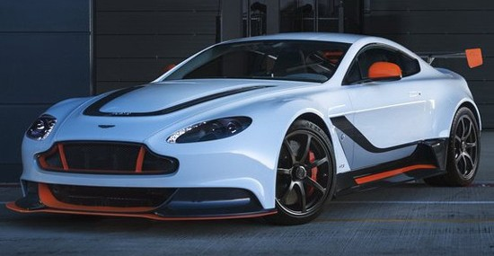 Vantage GT3 official images are now released for the public