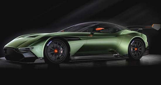 Aston Martin Vulcan - The Ultimate Racer From Britain