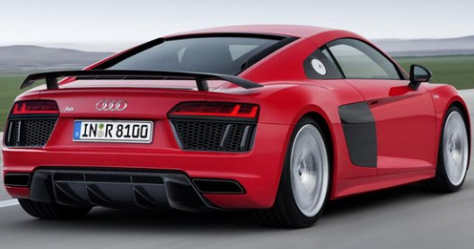 New Audi R8 - A True Racer From Germany