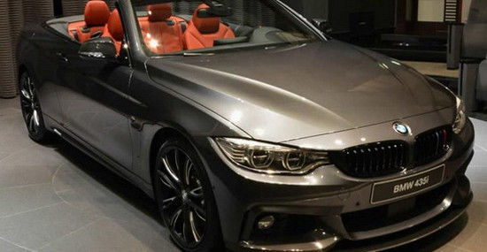 BMW 435i Convertible M Performance