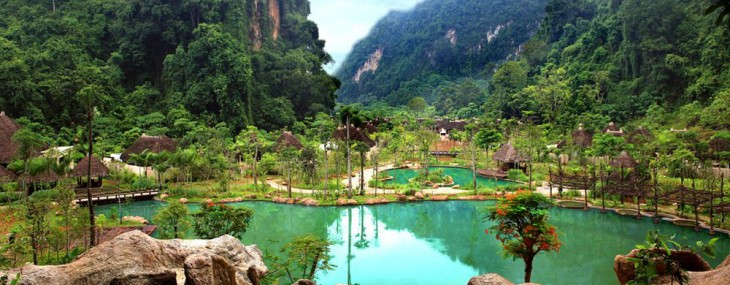 The Banjaran - Malaysia's Peaceful Wellness Retreat